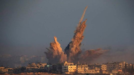 Latest pictures from Gaza.