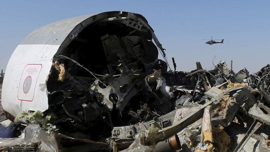 Egypt plane crash