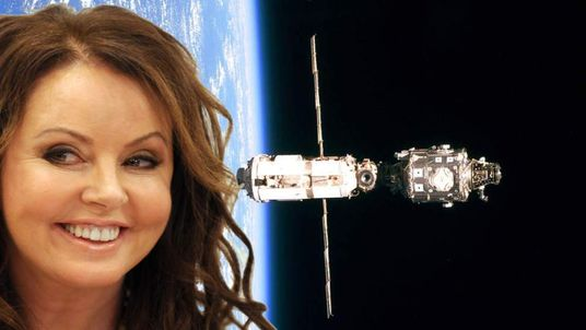 Sarah Brightman will go into space as a space tourist