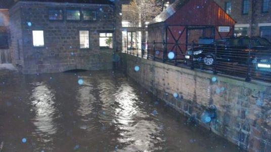 Aberdeen Flooding Scotland UGC