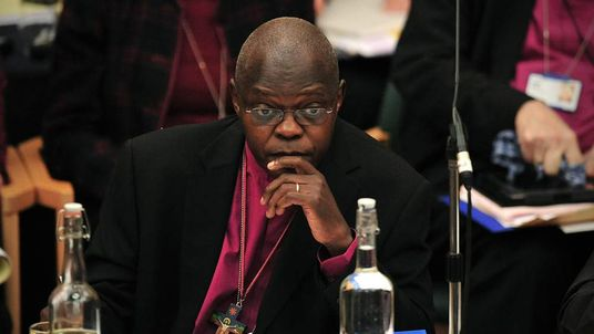Archbishop in brainwashing warning