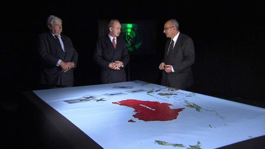 Experts discuss the search for any trace of Flight MH370