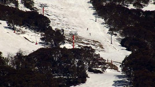 Australia's Snowy Mountains are under threat from climate change