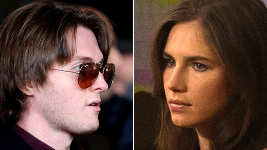 Raffaele Sollecito and Amanda Knox
