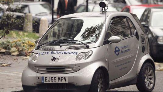 CCTV 'spy car'