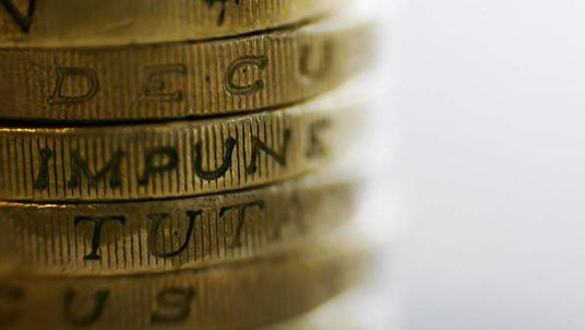 stack of coins cash generic money