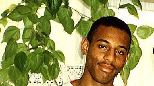 Picture Of Lawrence who was murdered in racist attack
