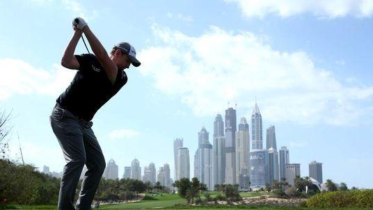 Omega Dubai Desert Classic - Day Four