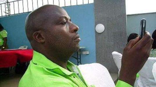 Ebola patient Thomas Eric Duncan: Pic Facebook
