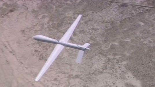 US drone predator