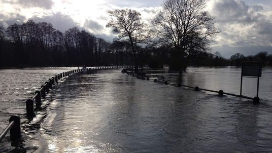 Picture of Walton on Thames sent in by Hugh Johnson