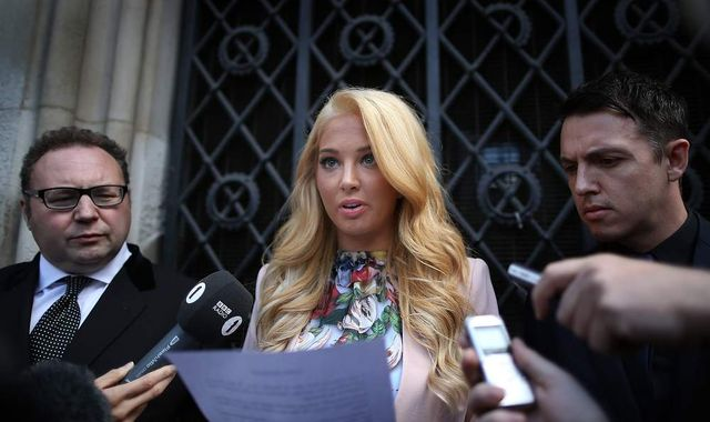 'Fake Sheikh' refuses to give evidence in trial over Tulisa case