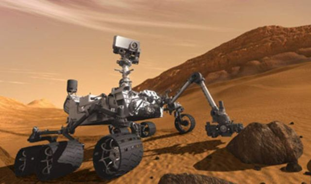 Mars Curiosity Rover Is Fixed After Glitch