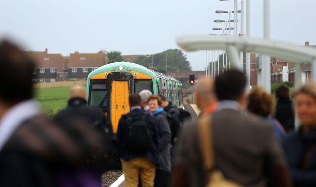 Southern Rail passengers warn of strikes 'tragedy' amid chaos