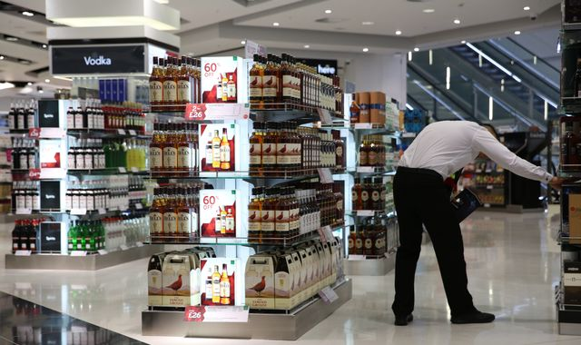 Airports Face Crackdown On Alcohol Sales