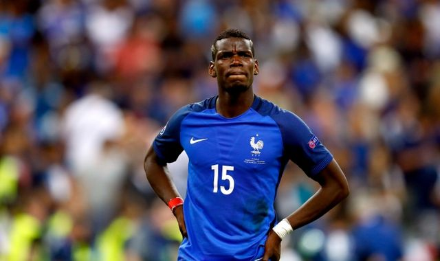 Real Quiet About Potential Pogba Move