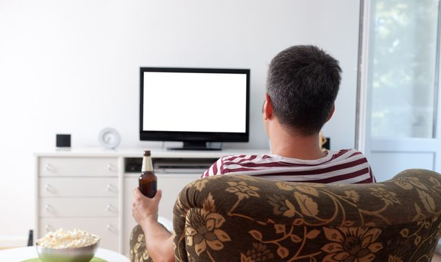 Now Even Watching TV Can Kill You, Study Finds