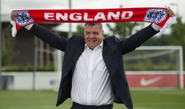 Can 'Big Sam' survive after just one game in charge of England?