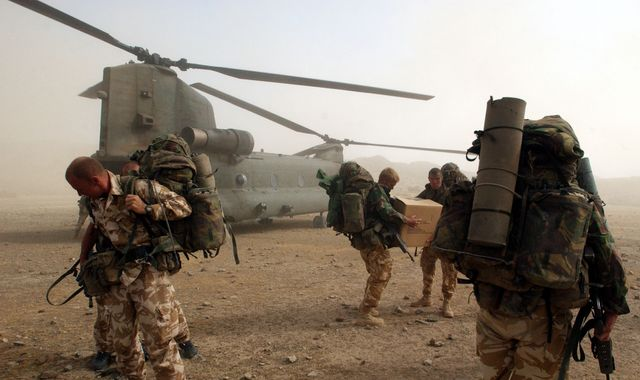 UK to send soldiers to Middle East to train Syrian rebels