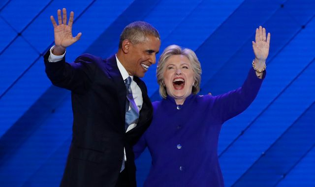 Obama: Hillary Clinton More Qualified Than Me