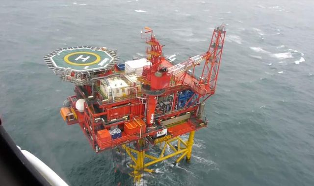 North Sea oil and gas industry needs 'urgent' investment