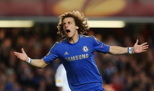 Chelsea make approach for Luiz