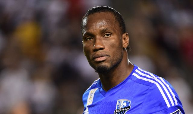 Drogba fined by MLS after refusing to play