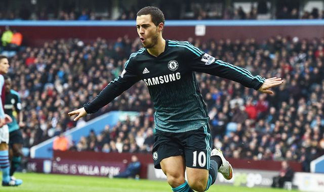 Hazard Aims To Recapture Form At Chelsea