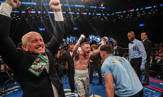 Wales' Lee Selby targets bout against new WBA champion Carl Frampton