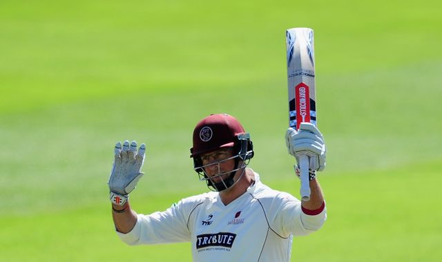 Marcus Trescothick Signs Extension With Somerset