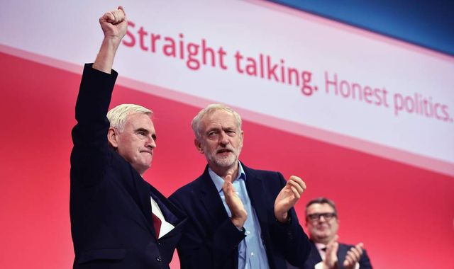 Next Labour government 'will be interventionist' - John McDonnell