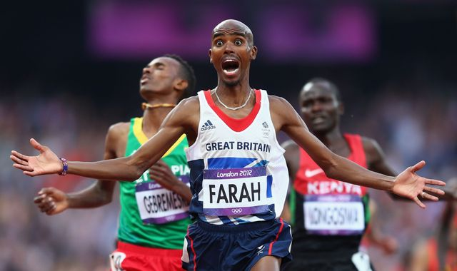Patience Is Key For Farah Ahead Of Olympics