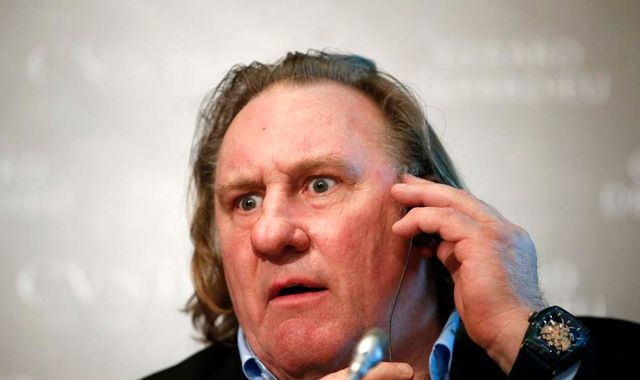Depardieu lambasts France for 'fools and stinky cheese'