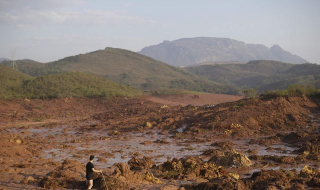 FTSE firm BHP rejects murder case over Brazil dam collapse