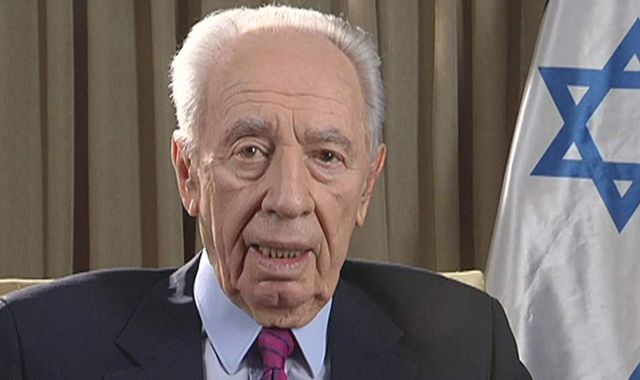 Former Israel president Shimon Peres dies aged 93
