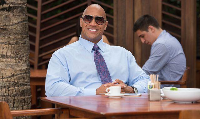 Dwayne Johnson Tops Forbes List Of Best Paid Actors