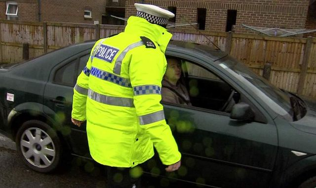 Drink-Drive Blitz Snares Thousands Of Motorists