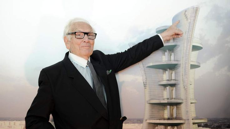 Pierre Cardin and the Palais Lumiere