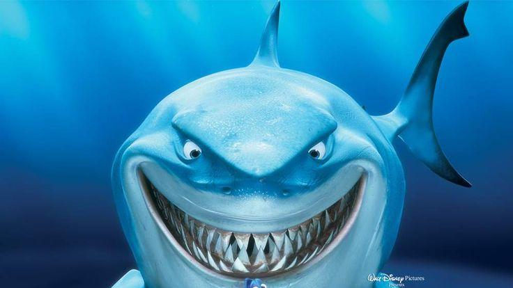 Finding Nemo. Copyright Disney Pixar