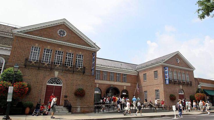2010 Baseball Hall of Fame