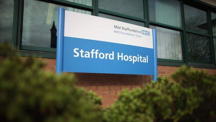 Stafford hospital