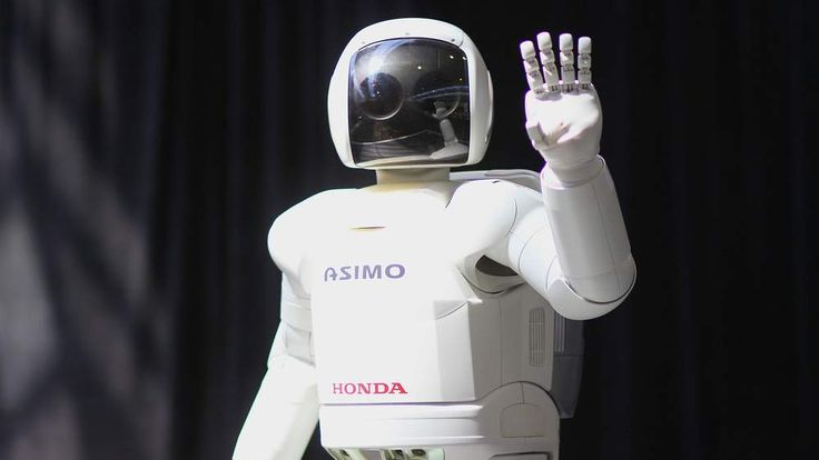 Honda's Humanoid Robot ASIMO Makes First Appearance At FIRST Championship