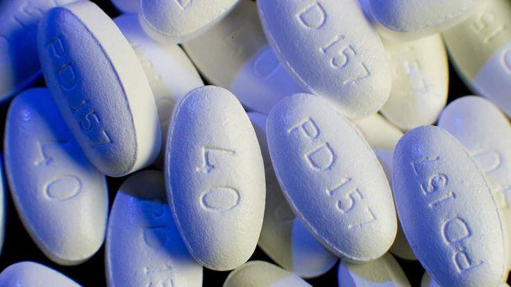 Lipitor statin tablets