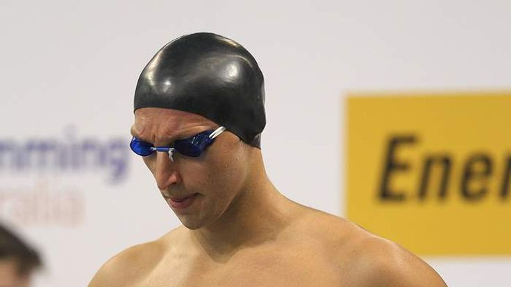 Australian Olympic Swimming Trials: Day 2