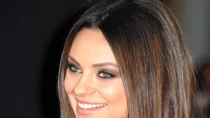 Mila Kunis during the movie premiere of