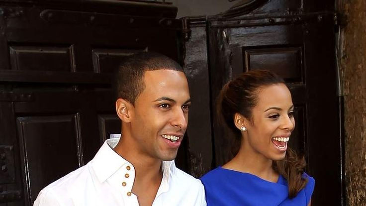 Marvin Humes And Rochelle Wiseman - Wedding