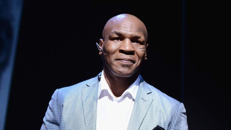 MIKE TYSON Appears At his One Man Show In New York