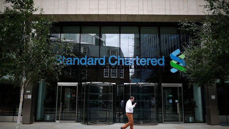 Standard Chartered office in London