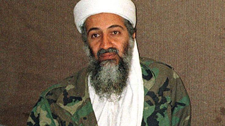 Al Qaeda leader Osama bin Laden