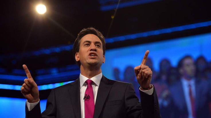 Ed Miliband Labour Conference Speech 2012